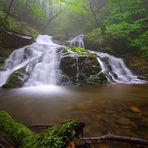 Waterfall .