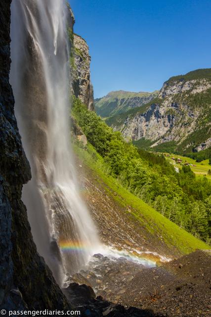 Waterfall dream.