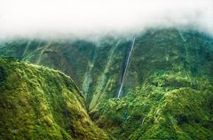 Waterfall Walls
