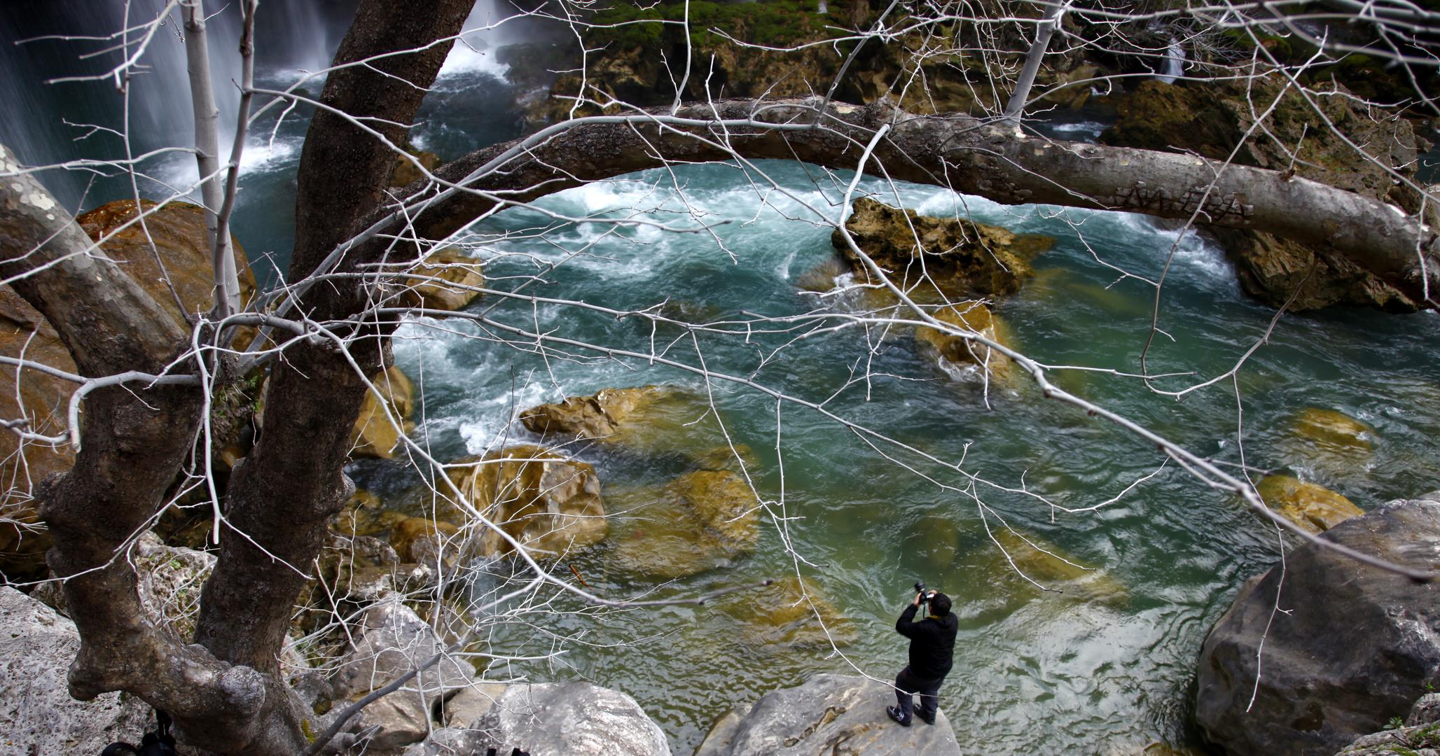 waterfall YERKÖPRÜ TR