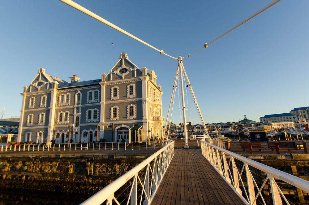 Waterfront - Kapstadt