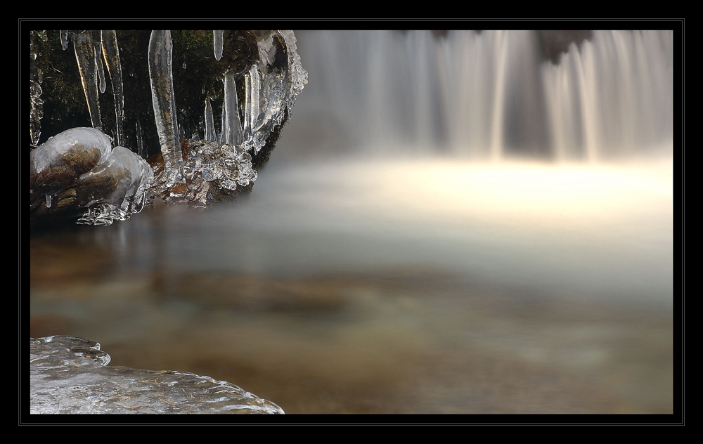 WATER,ICE and LIGHT