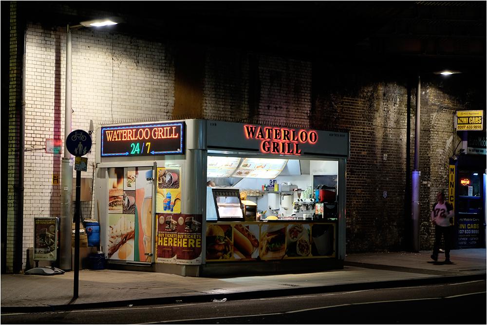 *Waterloo Grill*