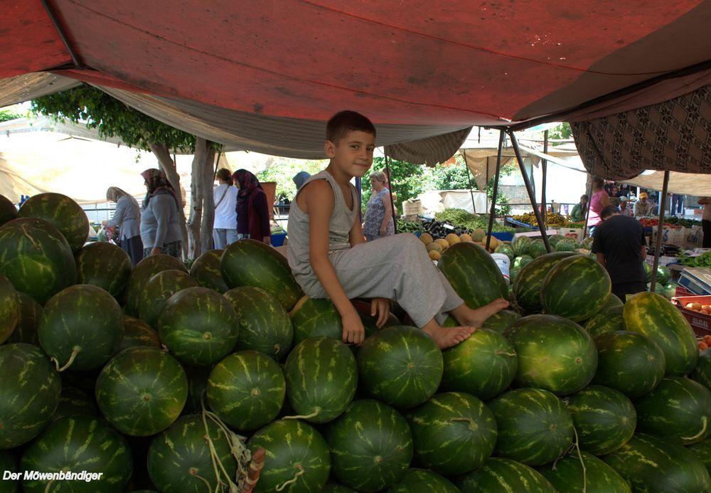 Watermelon Man(lein)
