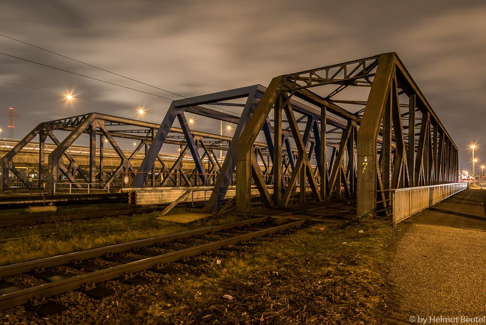 Watershofer Brücke - norden