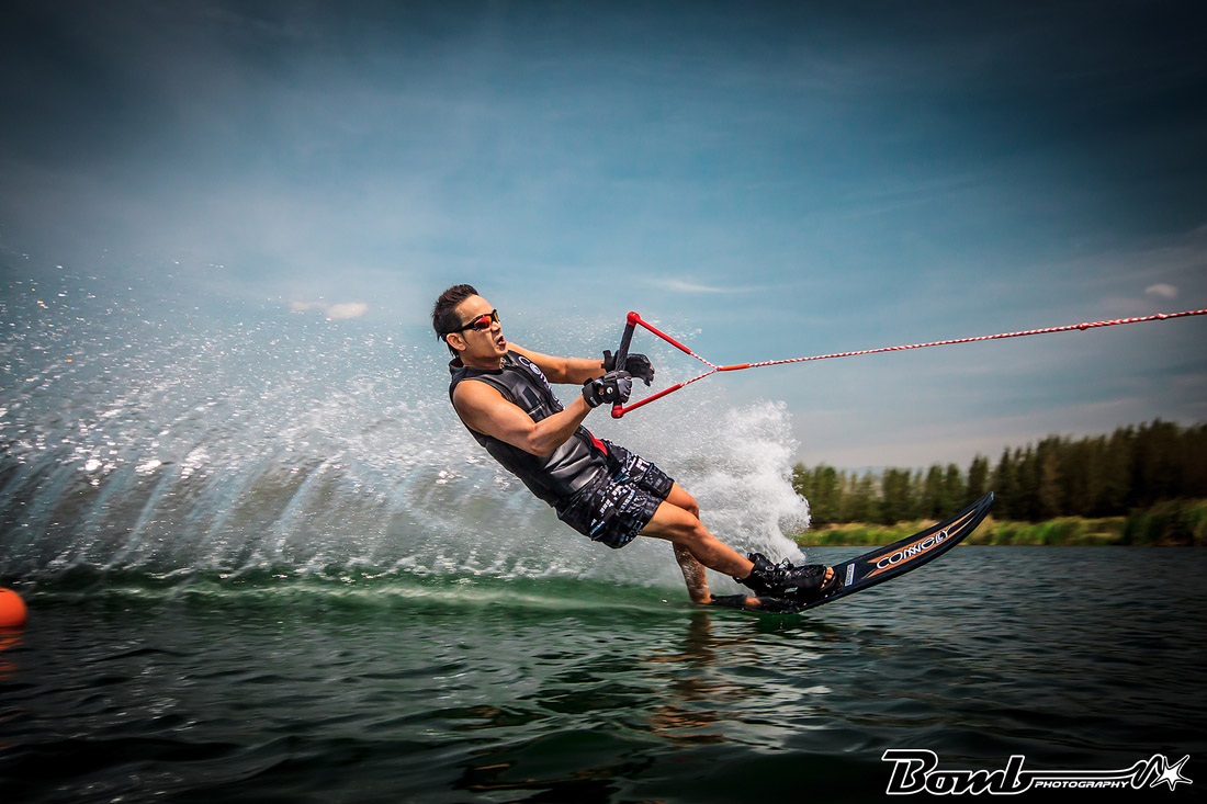 WaterSki Slalom