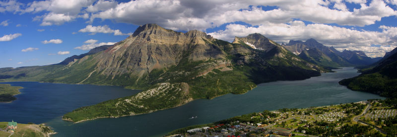 Waterton Lake, Alberta, Canada