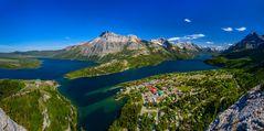 Waterton Lake, Kanada
