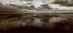 Watt am Strand...