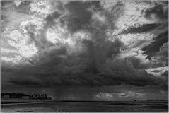 Watt für´ne Riesenwolke...