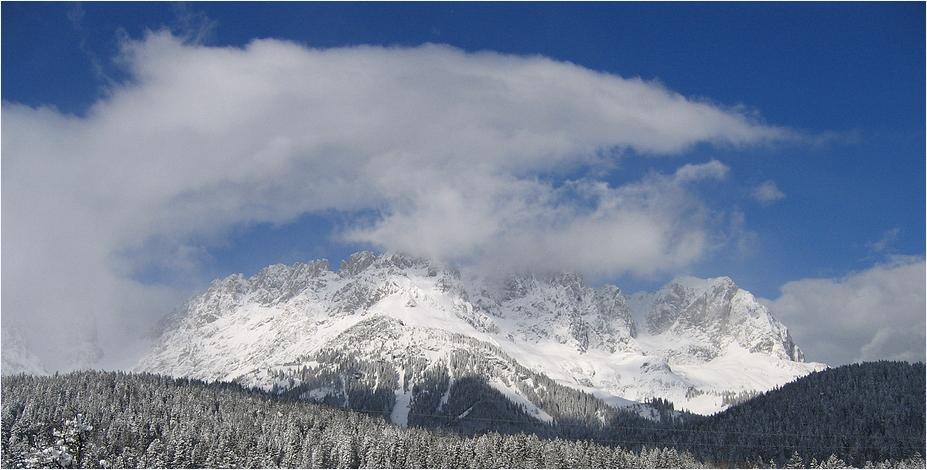 Watte - Winter- Zauber