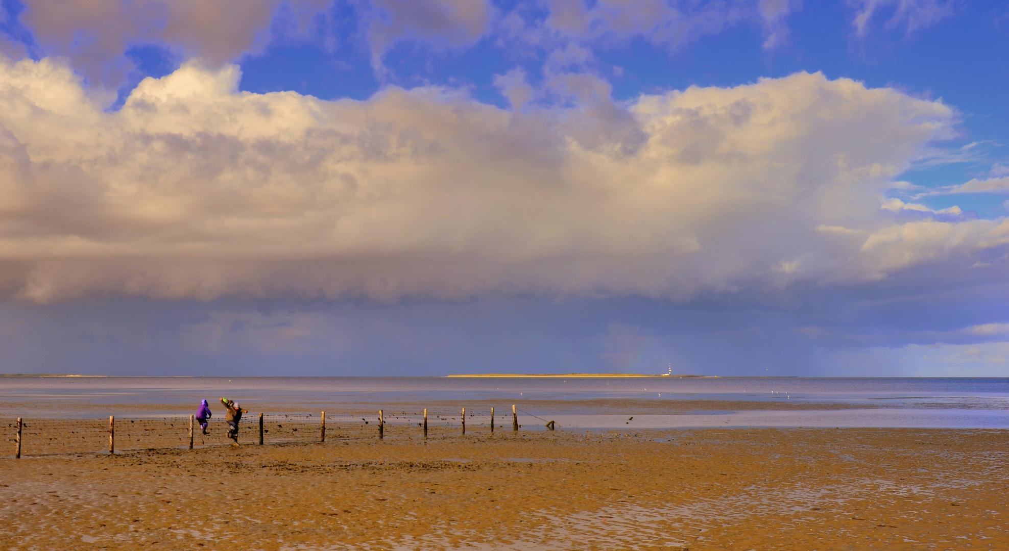 Wattenmeer...