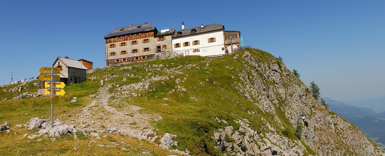 Watzmannhütte August 2011