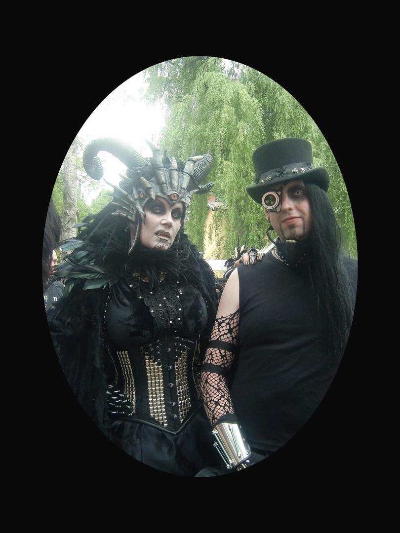 Wave Gothik Treffen -    Wesen der Dunkelheit