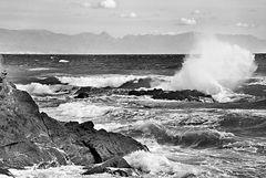 Waves on El Faro