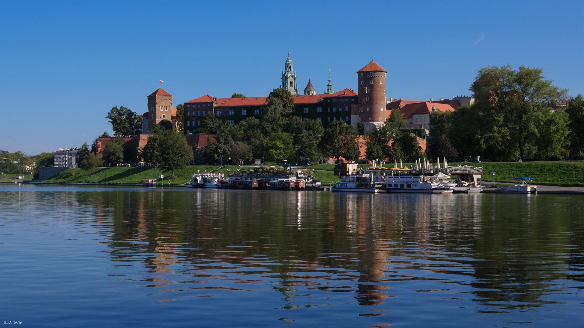 Wawel Castle,Krakow