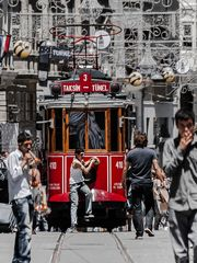 Way to Taksim