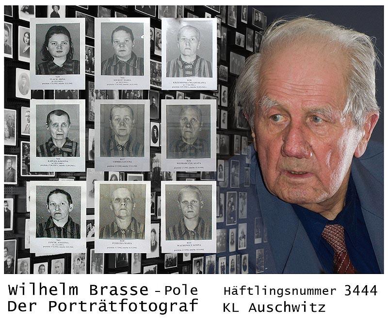 W.Brasse - Der Porträtfotograf
