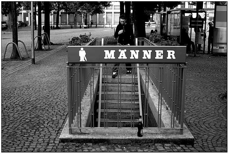 WC Anlage am Domplatz .....