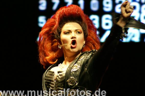 """We will rock you, Brigitte Oelke """"Killer Queen"""""""