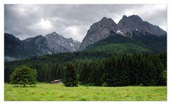 Weather Mountains - Wettergebirge