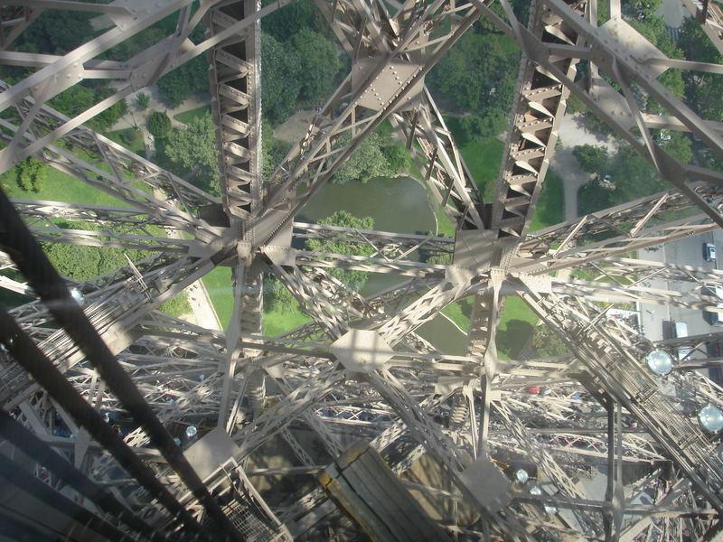 Web of steel