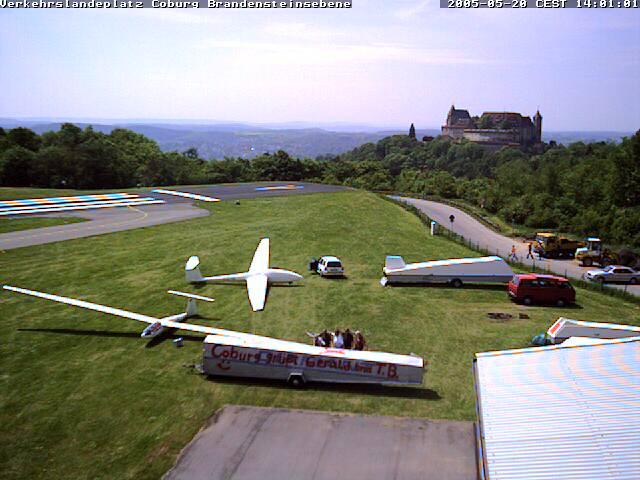 Webcam Coburg 20. Mai 2005 14:01 Uhr
