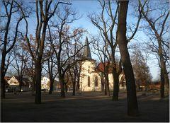 Weberpatz, Friedenskirche