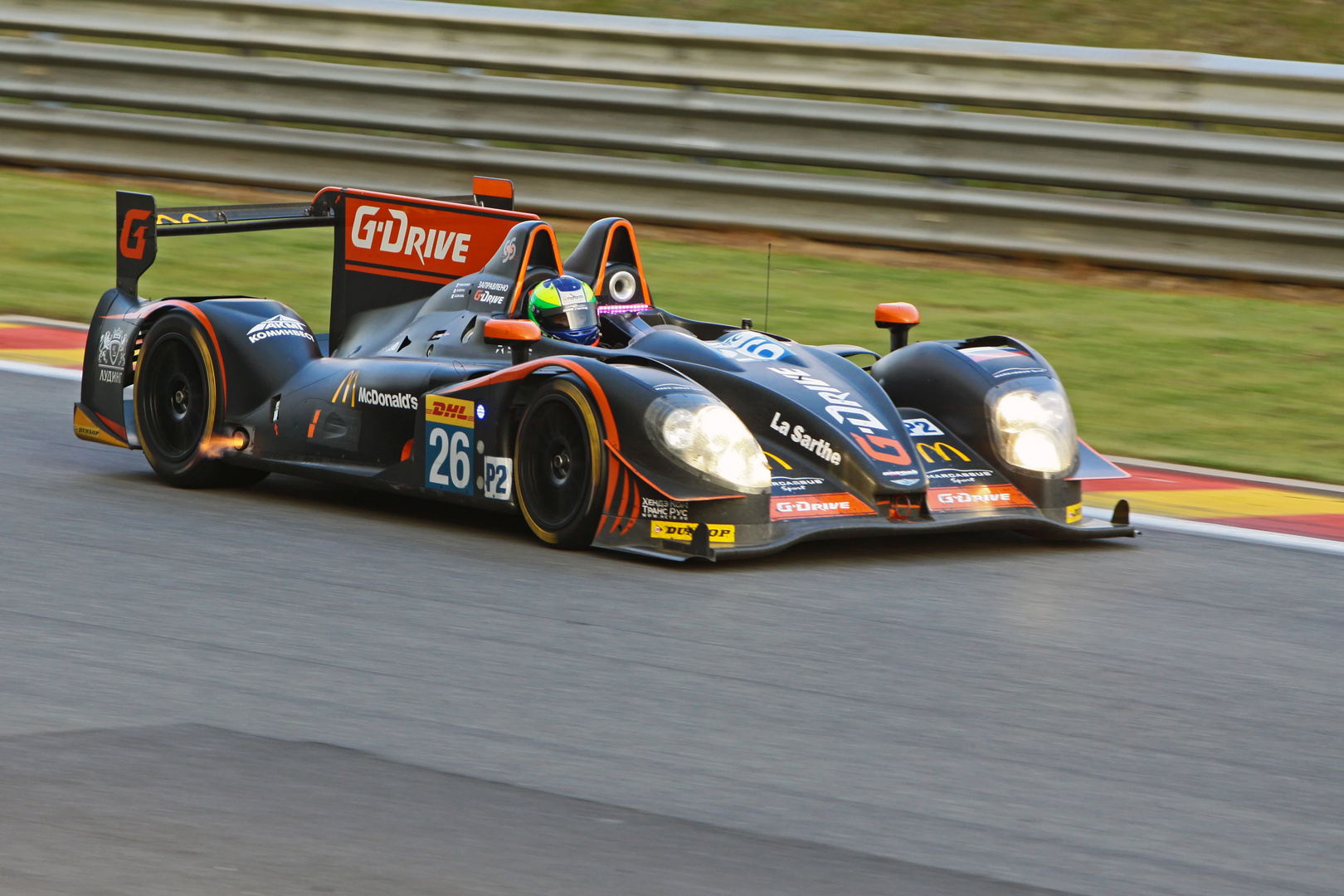 WEC 6 Hours of Spa-Francorchamps 2014 #05