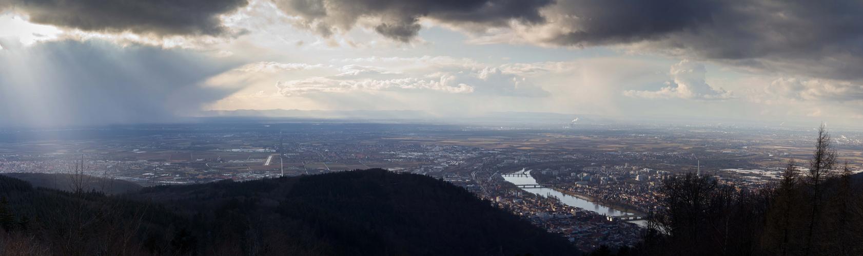 Heidelberg Wetter