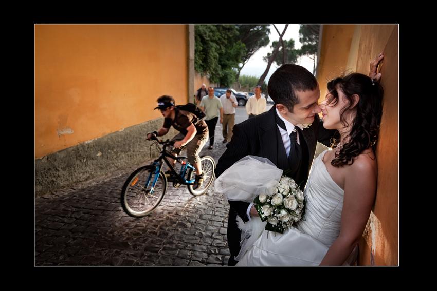 wedding castel gandolfo