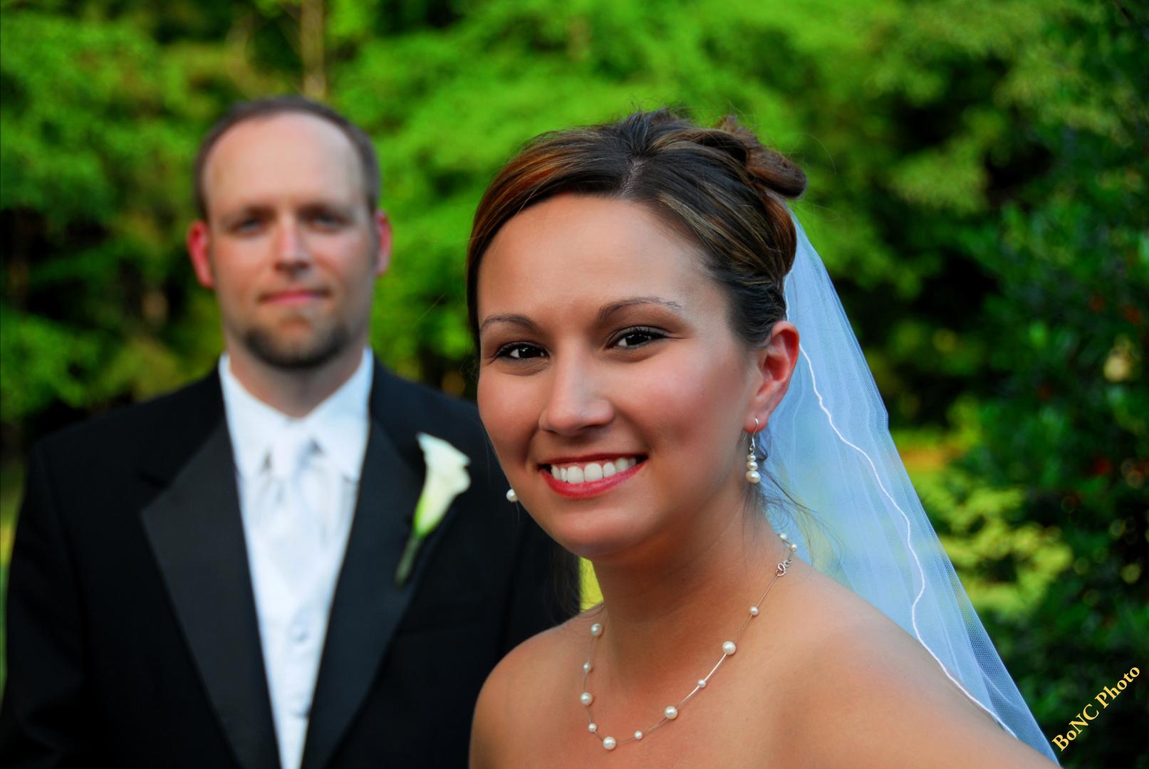 Wedding in NC USA