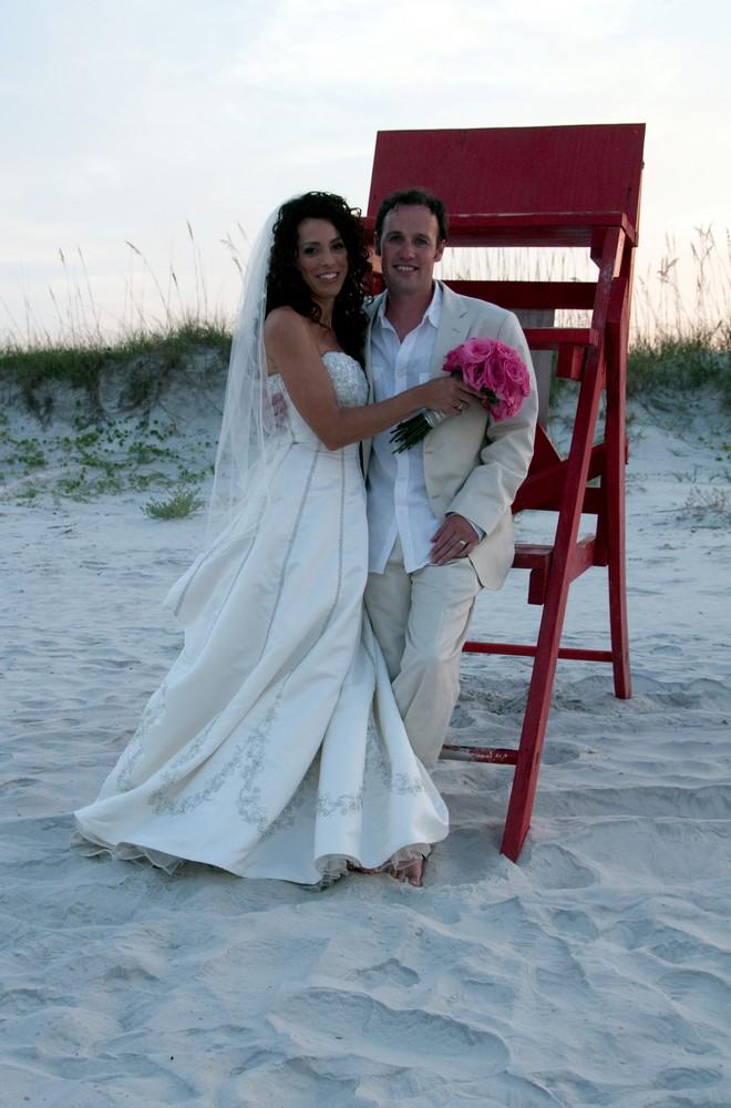 Wedding in St.Augustine, Florida
