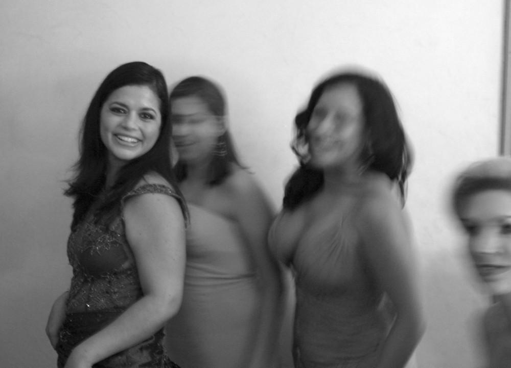 Wedding maids