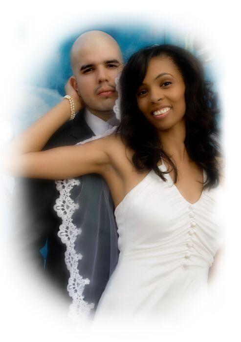 ::: wedding portrait :::