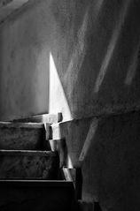 wedge of light