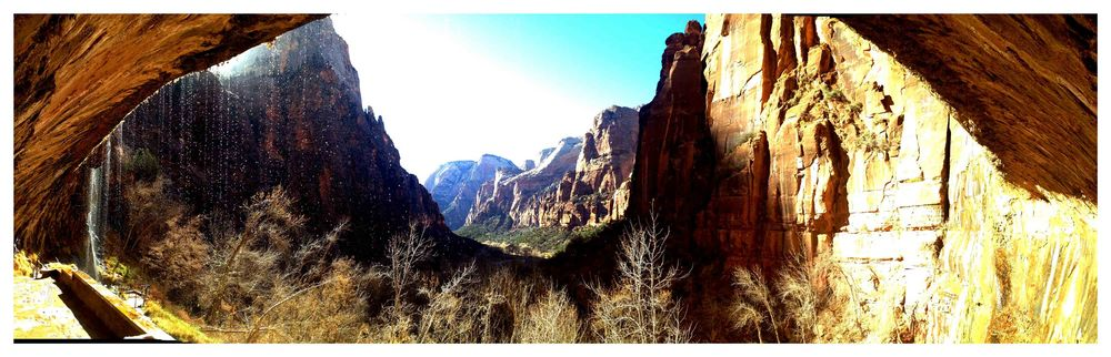 Weeping Rock, Zion National Park