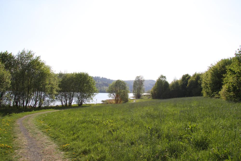 Weg am See