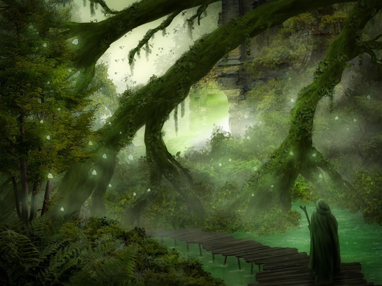 Weg des Zauberers 11