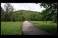 Weg durch die Plitvicer Seen 2