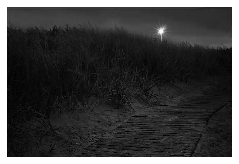 Weg und Licht