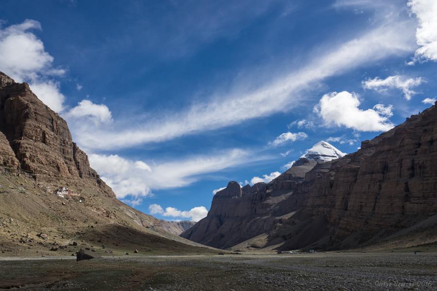 Weg zum Kailash