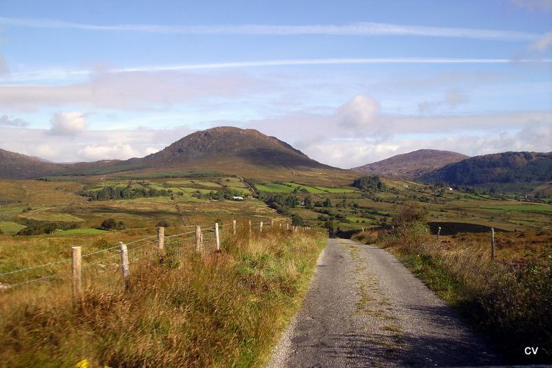 Weg zum Killarney-Nationalpark