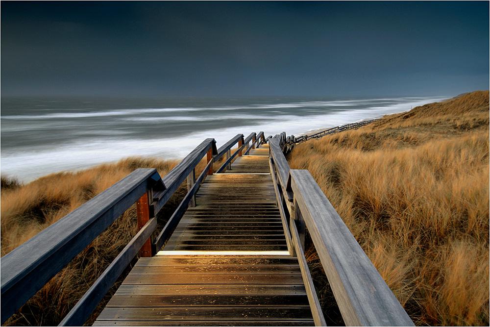 Weg zum Meer VIII