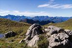 Weg zum Nebelhorn