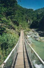 Weg zum Salto de Baiguate