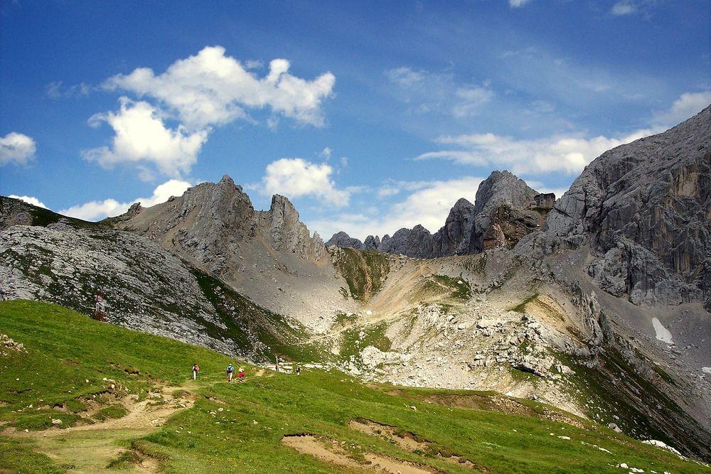 Weg zur Meilerhütte