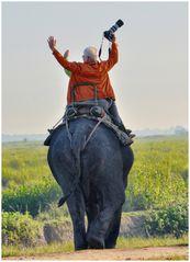 Wege gehen...Indien 2015