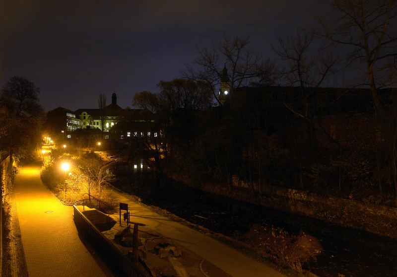 ....Wege in der Nacht