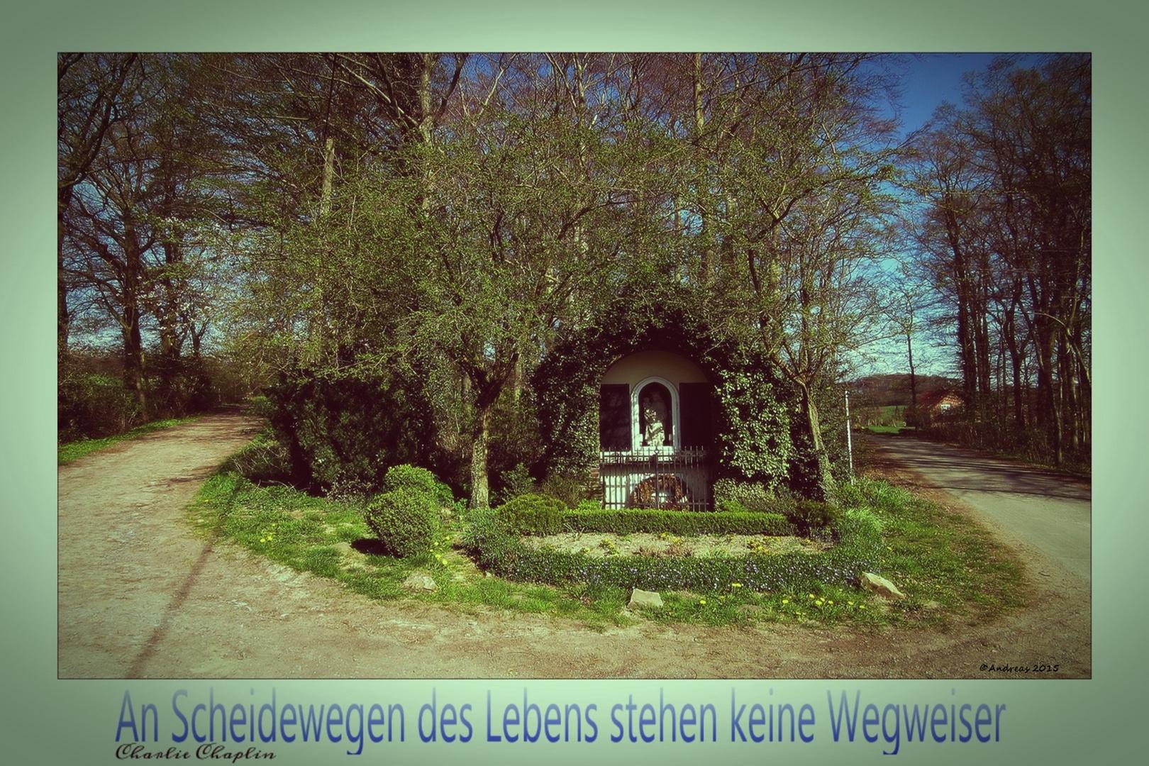 Wegebild Foto Bild Karten Und Kalender Karten Sprüche